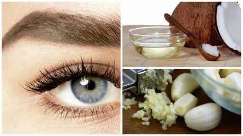 Få fyldige øjenbryn med disse 7 naturlige tricks