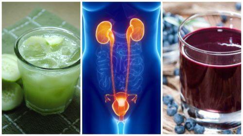 5 drikkevarer der forebygger urinvejsinfektioner