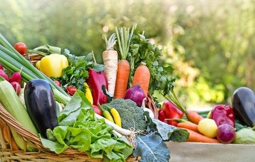 Frugt og groent