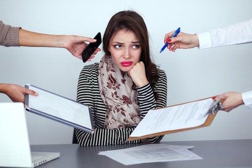 Kvinde der ikke kan tage beslutninger - overraskende morgenvaner
