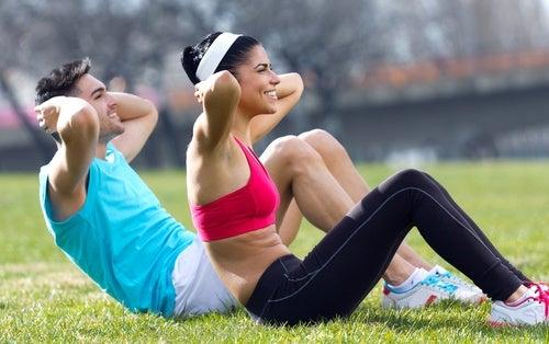 Opnå et sundere vægttab ved at dyrke motion
