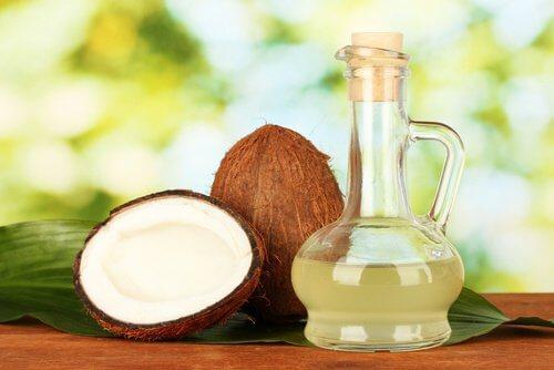 Kokosolie og kokosnoed