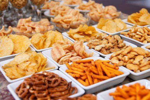 Friturestegte madvarer