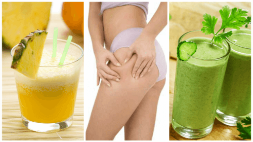 Slip af med væskeophobning: Fem vanddrivende smoothies