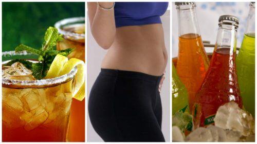 Drikkevarer der kan forhindre vægttab