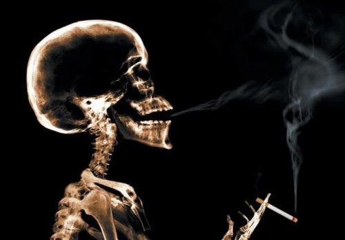 Tobak kan få dig til at miste stemmen.