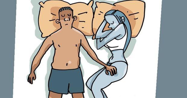 Hjælpsomme tips til at sove, når det er meget varmt