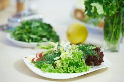 Koebe salat
