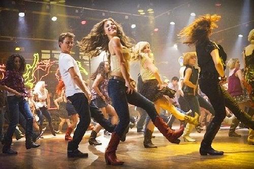 Folk der danser