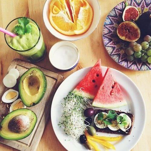 Sundt maaltid