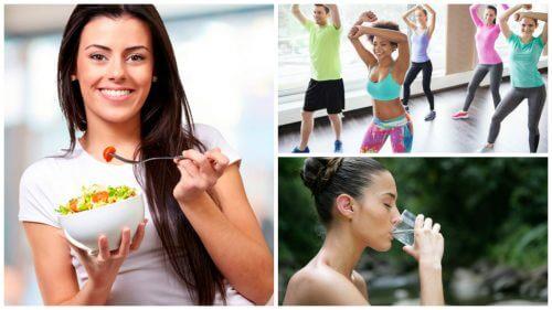 5 tricks til at brænde kalorier af, uden du kan mærke det