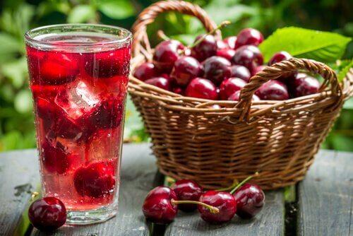 Kirsebær mod gigtrelateret smerte og betændelse.