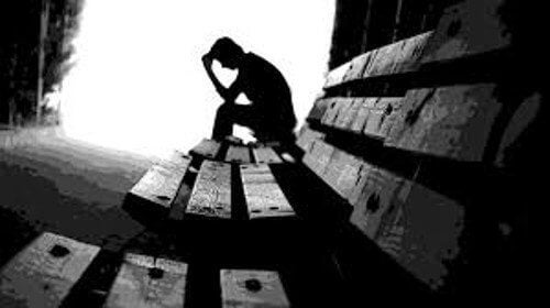 Når du er kronisk træt, vil du gerne isolere dig.