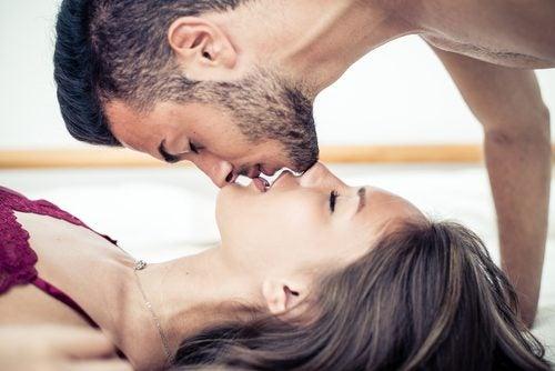 Par der kysser