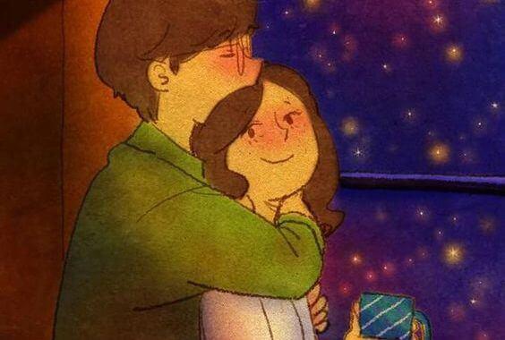 Jeg elsker dig for den du er
