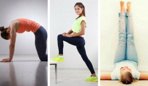 9 øvelser du kan gøre på 9 minutter om morgenen for at komme i form