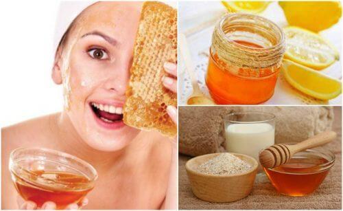 Reducer rynker med disse 5 honningmasker