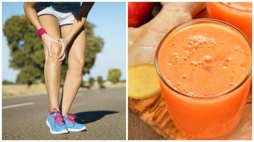 Styrk dine knogler og lindre smerte i dine led med denne naturlige drik