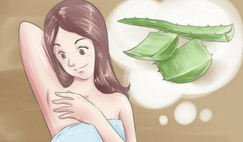 5 naturlige deodoranter mod lugtende armhuler