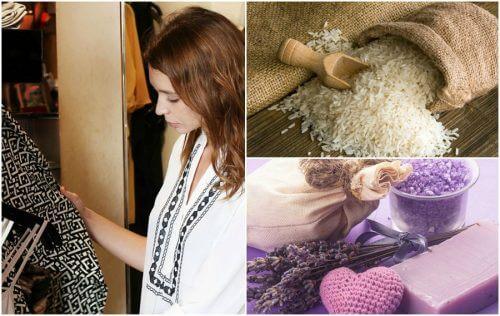 7 tricks til at slippe af med irriterende garderobe lugte