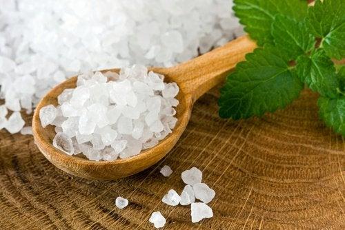 Groft salt