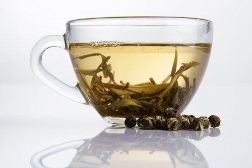 Kop te med urter - epigenetiske forandringer