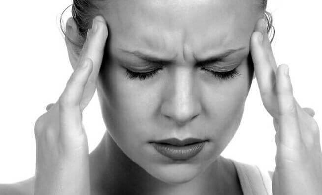 Smerte på grund af trigeminusneuralgi