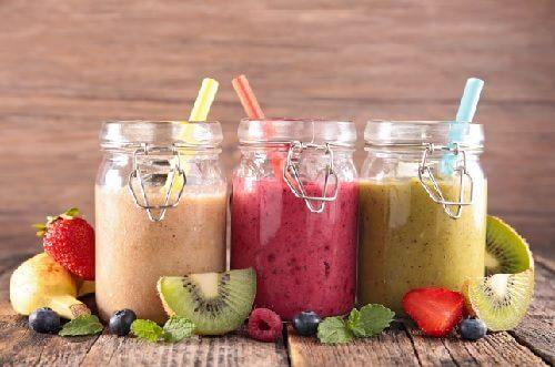 Lav din egen hjemmelavede smoothie
