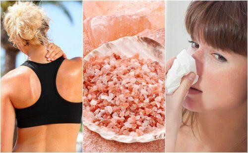 10 fordele ved pink himalayasalt du skal kende til