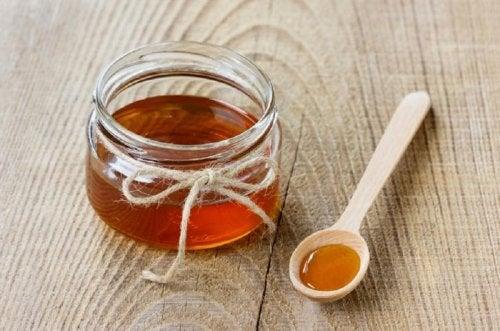 9 ting der vil ske ved at spise honning dagligt