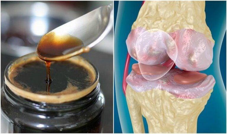 Behandling til at styrke knogler og led
