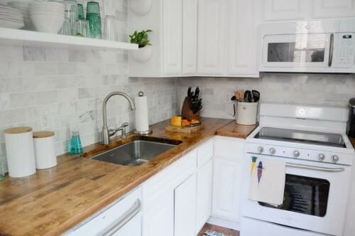 4 perfekte dekorations ideer til små køkkener