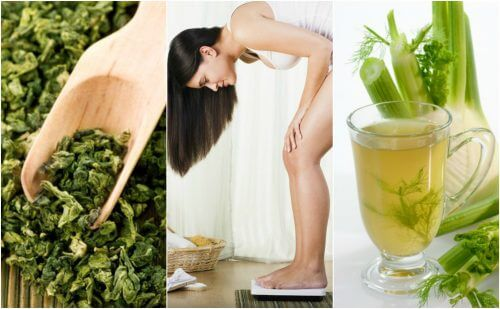 Tab vægt nemt ved brug af disse 5 medicinske planter