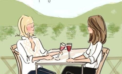 Venskaber mellem kvinder: En sensationel måde til at bekæmpe stress
