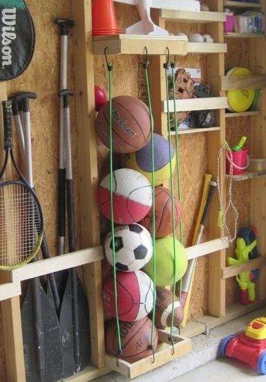 Organiser sportsbolde