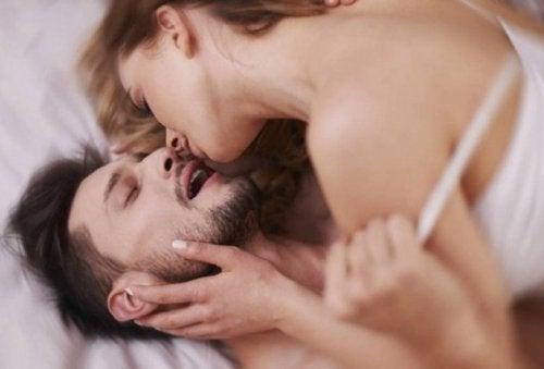Par har sex