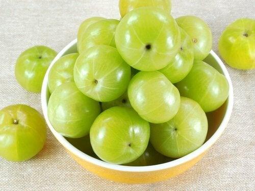 Aamal frugt