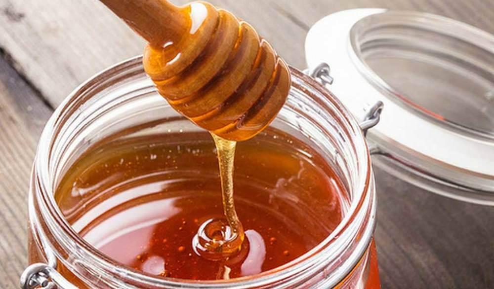 Honning ser smukt ud