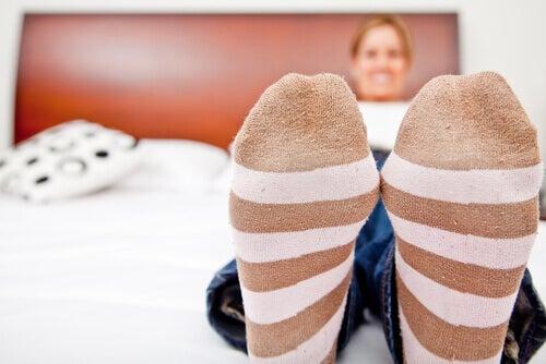 Gode sokker til dårligt kredsløb