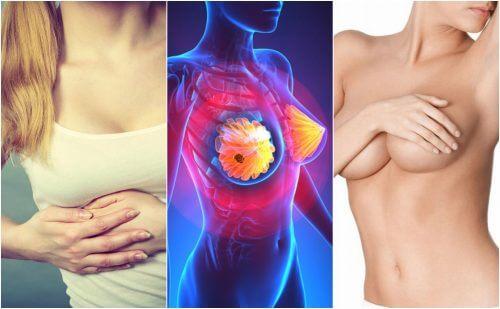9 symptomer på brystkræft alle kvinder skal vide