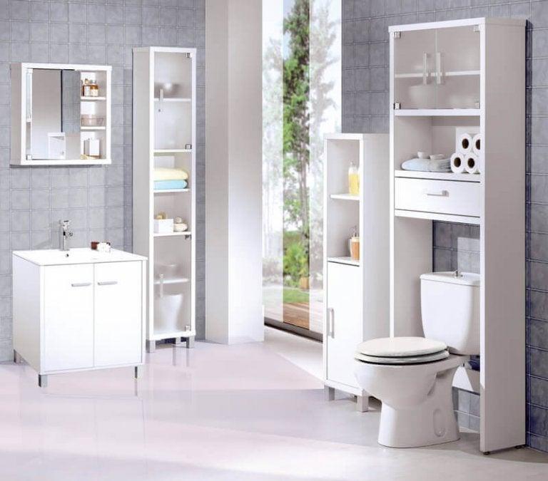 Tips til at rengøre badeværelset effektivt