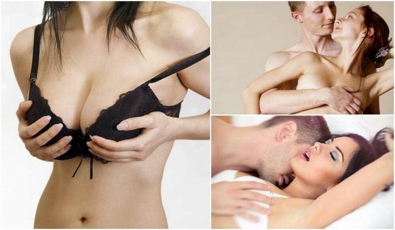 Hvordan du stimulerer din partners brystvorter