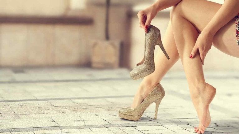 8 tricks til at have høje hæle på hele natten lang
