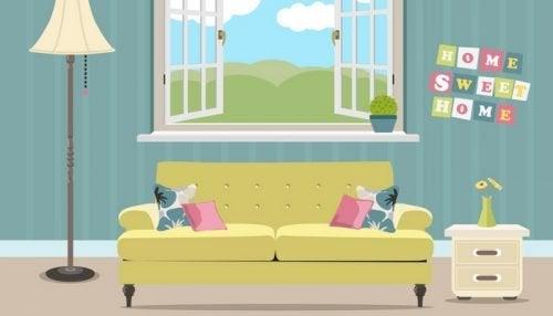 5 måder at slippe af med fugt i dit hjem