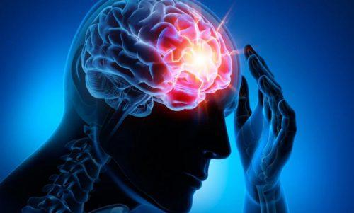 De fire mest almindelige cerebrovaskulære sygdomme