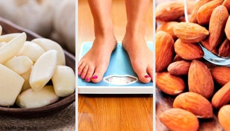 7 ketogen diæt venlige fødevarer til vægttab