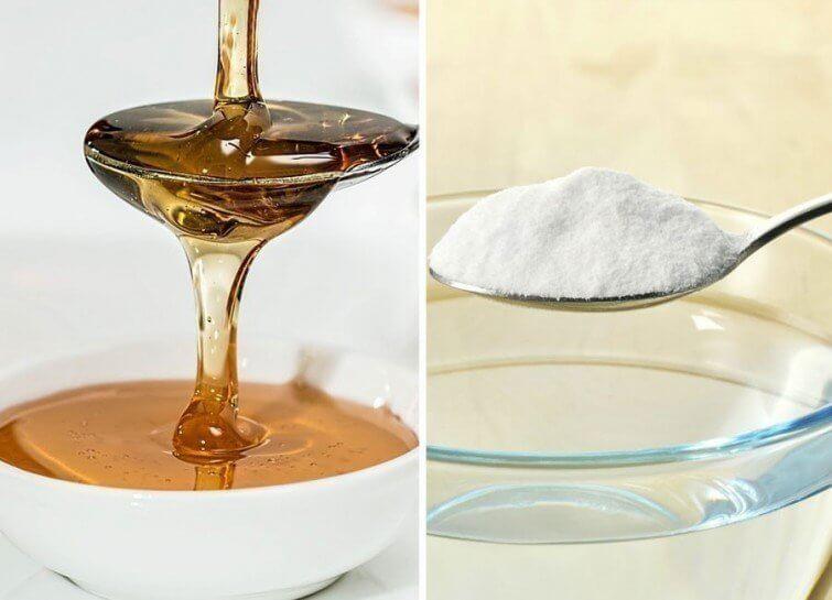 Opdag fordelene ved natron blandet med honning