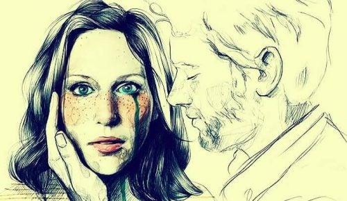 Det er bedre at være alene end med den forkerte person