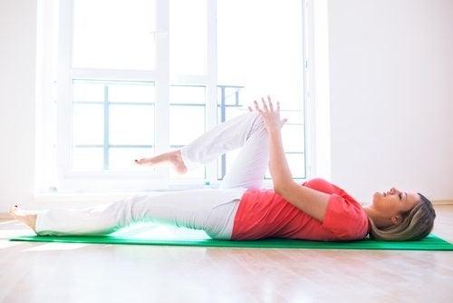 Ret din krop op så meget som muligt
