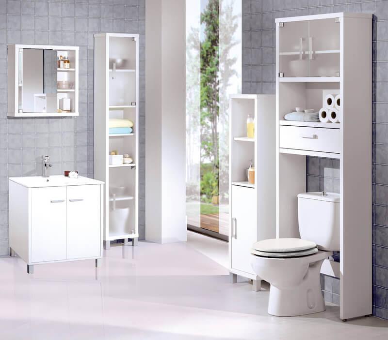Toilettet er luksus